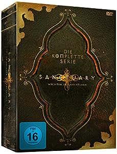 Sanctuary - Die komplette Serie (19 Discs)