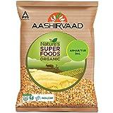 Aashirvaad Nature's Super Foods Organic Arhar/Tur Dal, 500g