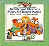 Scooter and Skeeter's Merry-Go-Round Puzzle (Jim Henson's Muppet Babies)