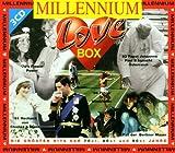 Millennium Love Box: Die größten Hits der 70er, 80er und 90er Jahre