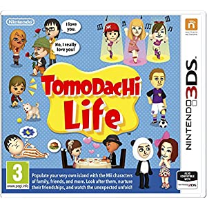 Tomodachi Life 3DS [