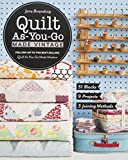 Quilt As-You-Go Made Vintage: 51 Blocks, 9 Projects Review and Comparison