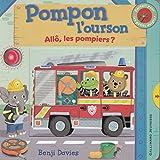 Pompon l'ourson:Allô, les pompiers?