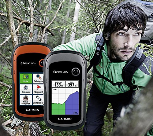 Comparativa garmin etrex 20x vs 30x