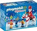 PLAYMOBIL 5593 - St. Nikolaus mit Laternenzug von Playmobil