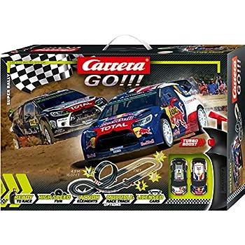 Carrera GO!!! Max Speed – Circuit de course électrique