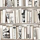 Muriva E88207 12 Novelties - Carta da parati, motivo: Enciclopedie