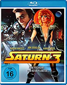 Saturn 3 [Blu-ray]