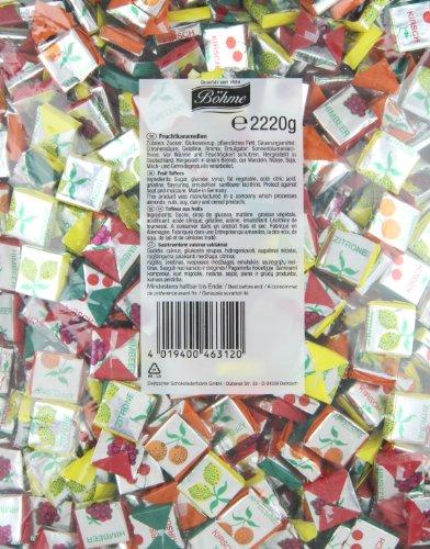 Böhme Fruchtkaramellen XXL-Packung - 7