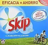 Skip Active Clean Detergente Polvo para Lavadora, 37 Lavados - 2394 gr