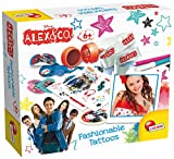 Lisciani Giochi 56019 - Alex & Co Fashionable Tattoos