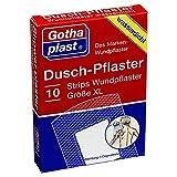 GOTHAPLAST Duschpflaster XL 70mmx48mm, 10 St