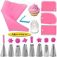 ROCONAT 14pcs kit de décoration de gâteau kit Cuisine Dessert Dessert Cuisson pâtisserie Fournitures Moules à Forme spécifique
