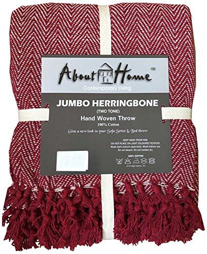 About Home Herringbone Manta