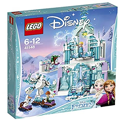 LEGO Princesas Disney - Palacio mágico de hielo de Elsa (41148) de Lego S.A.