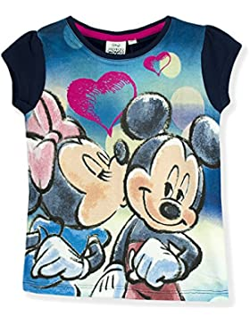 Disney - Camiseta de manga corta - para niña