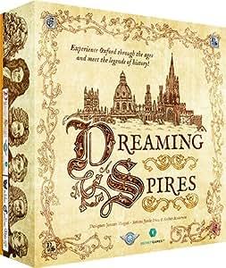 Dreaming Spires Board Game