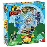 Games - Pressman Toy - Wild Kratts Pop \'N\' Race New 4082-06