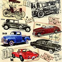 20tovaglioli Classic Cars–Oldtimer/auto/Vintage 33x