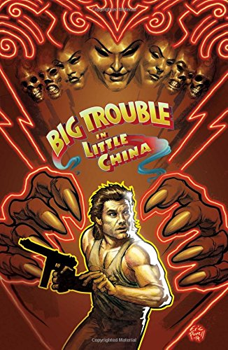 Big Trouble in Little China Vol. 5 por Fred Van Lente