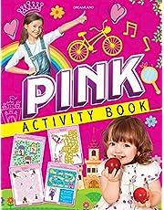 01. PINK ACTIVITY BOOK