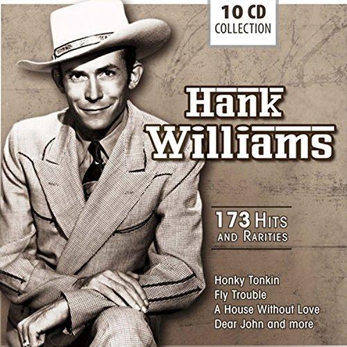 Hank Williams - 173 Hits and Rarities (Hank Williams-boxset)