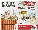 Shuffle 130006572Duo Pack Asterix–Gioco di famiglie e memoria
