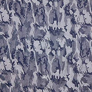 Fabulous Fabrics Jeansstoff Camouflage Destroyed Effekt Stretch – Jeansblau  — Meterware ab 0,5m — zum Nähen von Jeans, Blazern und Hosen f6c372d0a2
