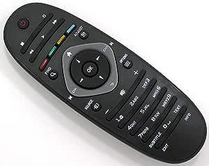BC34956B Ersatzfernbedienung passend für PHILIPS 47PFL7456K//02 LCD//LED-TV