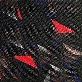 Erstklassiger Polyester Oxford 250D 1lfm - Wasserabweisend, Winddicht, Outdoor Stoff, Gartenmöbel Stoff - Muster 08