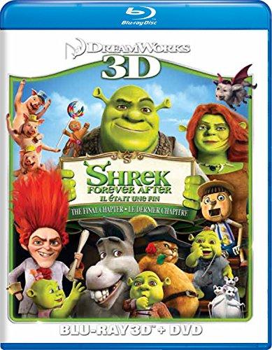 Shrek Forever After [Blu-ray]