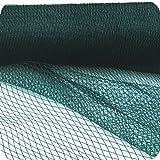 Elixir Gardens ® Green Bird Netting Garden / Vegetable - 10m x 1m,5m,15m,20m