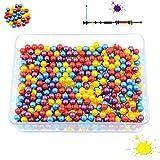 PREDATOR Paintball-Kugeln, Cal. 0.40 für Blasrohr und Paintball-Markierer mit Kalieber .40 ,...