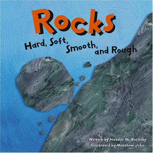 Rocks: Hard, Soft, Smooth, and Rough - Americano Hard Rock