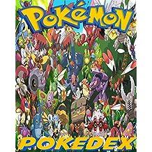 Pokemon Pokedex (English Edition)