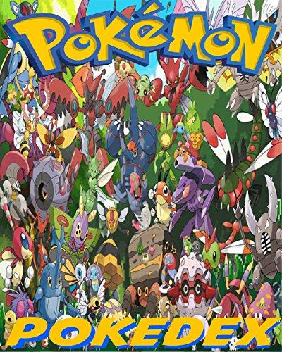 Pokemon Pokedex - encyclopediabookcase