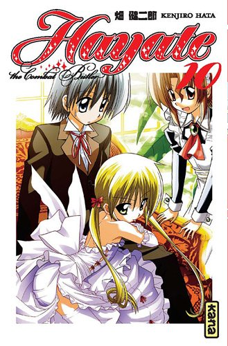 Hayate The combat butler Edition simple Tome 10