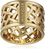 Tommy Hilfiger Jewelry Damen-Ring Classic Signature Edelstahl  2700743