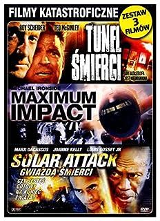 Pakiet katastroficzny: Tunel śmierci / Maximum impact/ / Solar Attack - Gwiazda śmierci [3DVD] (Keine deutsche Version)