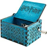 Love You then Love Me Carillon di Harry Potter ideale come regalo per creazioni creative in legno FGHFG con chiusura magnetica
