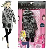 "Fashionette - Look ""Vogue"" - Outfits for 11.5 inch mannequin dolls (28-30cm) : Barbie, Steffi, Sindy, Disney Princesses, etc..."