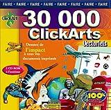 30000 cliparts vectoriels