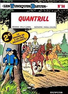 """Afficher """"Les Tuniques bleues n° 36<br /> Quantrill"""""""