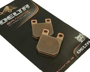 Derbi Standard Plaquettes de frein Peugeot Dimensions : 36/x 45,5/x 6/mm