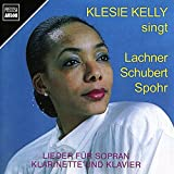 Lieder Fr Sopran,Klarinette und Klavier [Import allemand]