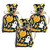Elfen und Zwerge 12 x Beutel Tüte Halloween Cellophane Geschenk Zellophan Mitgebsel Naschtüte
