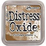 Ranger Détresse Photo Vintage Oxyde d'encrage, Marron