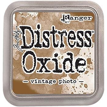 mati/ère synth/étique Ranger Abandoned Corail D/étresse Oxyde dencrage Rose 7.5/x 7.5/x 1.9/cm