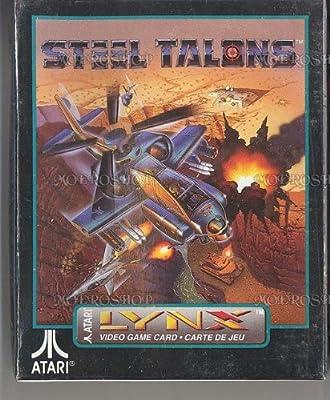 Steel Talons Atari Lynx from Atari