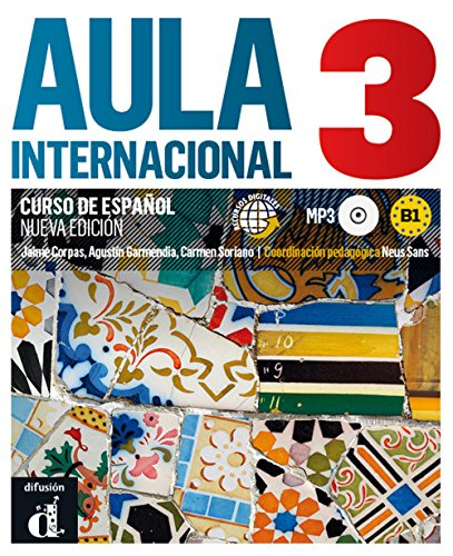 Aula internacional nueva edición 3: Libro del alumno + Audio-CD (mp3)
